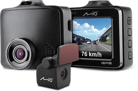 Автомобильный видеорегистратор Mio MiVue C380D