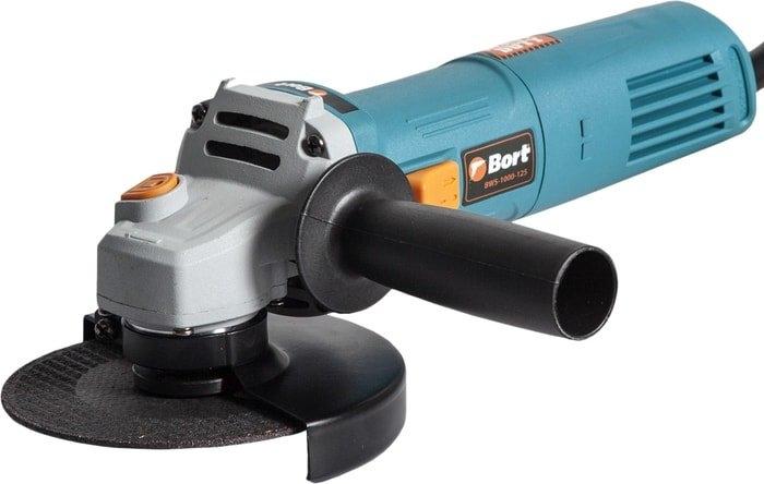 Угловая шлифмашина Bort BWS-1000-125