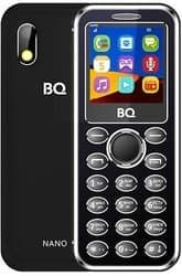 Мобильный телефон BQ-Mobile BQ-1411 Nano (черный)