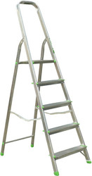 Лестница-стремянка Алюмет алюминиевая AM708
