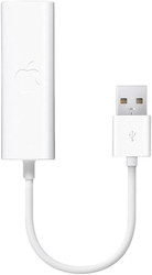 Сетевой адаптер Apple USB Ethernet Adapter (MC704ZM/A)