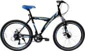 Велосипед Greenway Eco 300-H 26 (черный/синий, 2018)