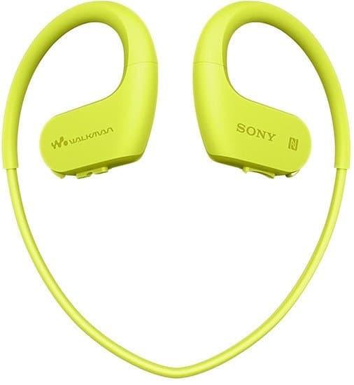 MP3 плеер Sony Walkman NW-WS623 4GB (зеленый)