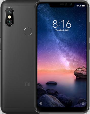 Смартфон Xiaomi Redmi Note 6 Pro 3GB/32GB международная версия (черный)