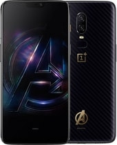 Смартфон OnePlus 6 Marvel Avengers Limited Edition