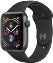 Умные часы Apple Watch Series 4 40 мм (алюминий серый космос/черный)