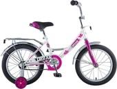 Детский велосипед Novatrack Urban 16 (белый)