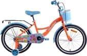 Детский велосипед AIST Lilo 20 (оранжевый/голубой, 2019)