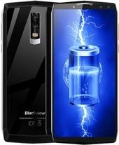 Смартфон Blackview P10000 Pro (зеркальный серебристый)