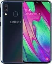 Смартфон Samsung Galaxy A40