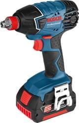 Ударный гайковерт Bosch GDX 18 V-LI Professional 06019B8101 (без АКБ)