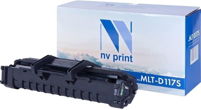 Картридж NV Print NV-MLTD117S (аналог Samsung MLT-D117S)