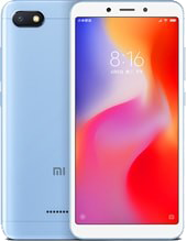 Смартфон Xiaomi Redmi 6A 2GB/16GB международная версия (голубой)