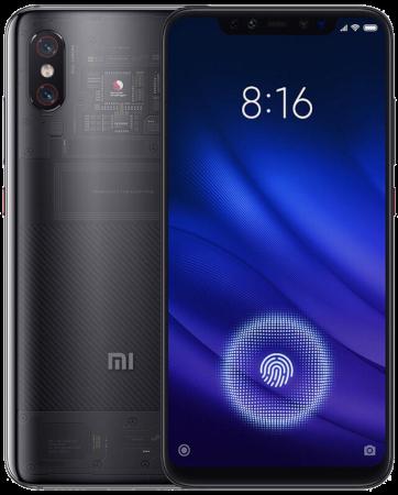 Смартфон Xiaomi Mi 8 Pro 8GB/128GB международная версия (прозрачный титан)