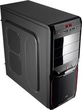 Корпус AeroCool V3X Devil Red Edition 500W