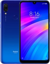 Смартфон Xiaomi Redmi 7 3GB/32GB международная версия (синий)