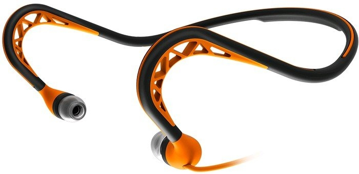 Наушники Harper HV-303 (оранжевый)