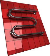Полотенцесушитель Двин M с полочкой 50×50
