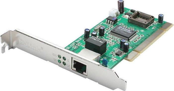 Сетевой адаптер D-Link DGE-528T/C1B