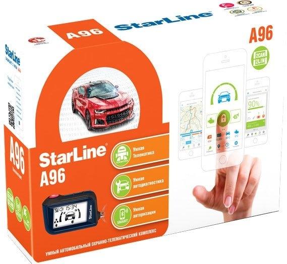 Автосигнализация StarLine A96 2CAN+2LIN