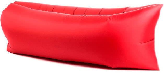 Надувной шезлонг Ламзак Красный