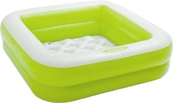 Надувной бассейн Intex Play Box 85х23 (зеленый) [57100]