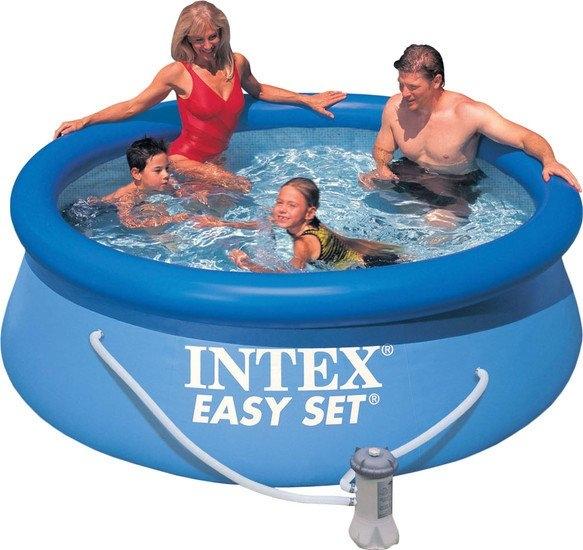 Надувной бассейн Intex Easy Set 244×76 (56972/28112)
