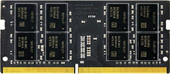 Оперативная память Team Elite 4GB DDR4 SODIMM PC4-19200 TED44G2400C16-S01