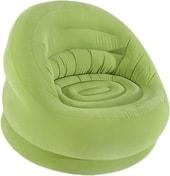 Надувное кресло Intex 68577 (зеленый)