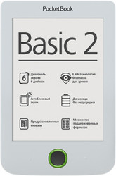 Электронная книга PocketBook Basic 2 (614)