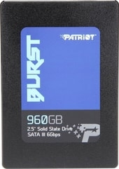 SSD Patriot Burst 960GB PBU960GS25SSDR