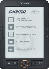 Электронная книга Электронная книга Digma r654