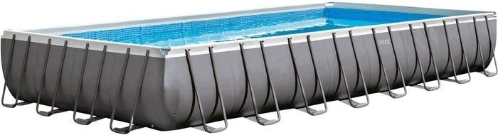 Каркасный бассейн Intex Ultra Frame 26374 (975х488х132)