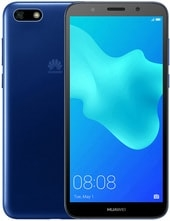 Смартфон Смартфон Huawei Y5 2018 DRA-L01 Single SIM 2GB/16GB (синий)