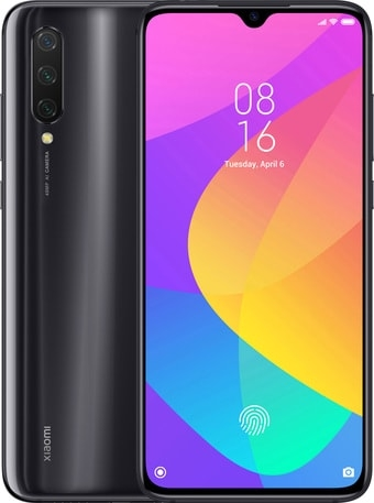 Смартфон Xiaomi Mi 9 Lite 6GB/64GB международная версия (черный)