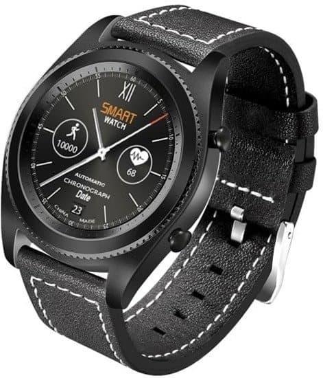 Умные часы NO.1 S9 (черный)