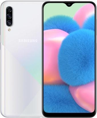 Смартфон Samsung Galaxy A30s 3GB/32GB (белый)