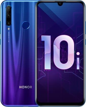 Смартфон HONOR 20 Lite HRY-LX1T (синий)