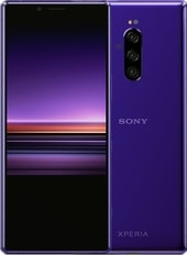 Смартфон Sony Xperia 1 6GB/128GB (пурпурный)