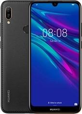 Смартфон Huawei Y6 2019 MRD-LX1F 2GB/32GB (черный под кожу)