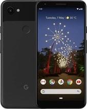 Смартфон Google Pixel 3a (черный)