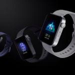 Xiaomi официально представило новые умные часы Mi Watch