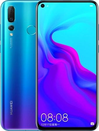 Смартфон Huawei Nova 4 VCE-L22 8GB/128GB (синий)