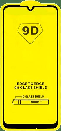 Защитное 5D Стекло для Xiaomi Redmi 7 (черное)