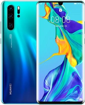 Смартфон Huawei P30 Pro VOG-L29 Dual SIM 6GB/128GB (северное сияние)