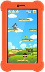 Планшет Планшет Digma Plane 7556 PS7170MG 16GB 3G + чехол (оранжевый)