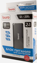 Сетевое зарядное Buro BUM-0031T65