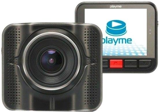 Автомобильный видеорегистратор Playme Midi