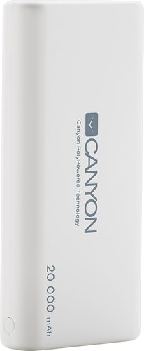 Портативное зарядное устройство Canyon CNS-CPBP20W