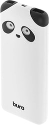 Портативное зарядное устройство Buro RA-10000PD (белый)